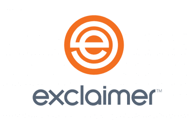 What is 'Exclaimer' & why do I need it?